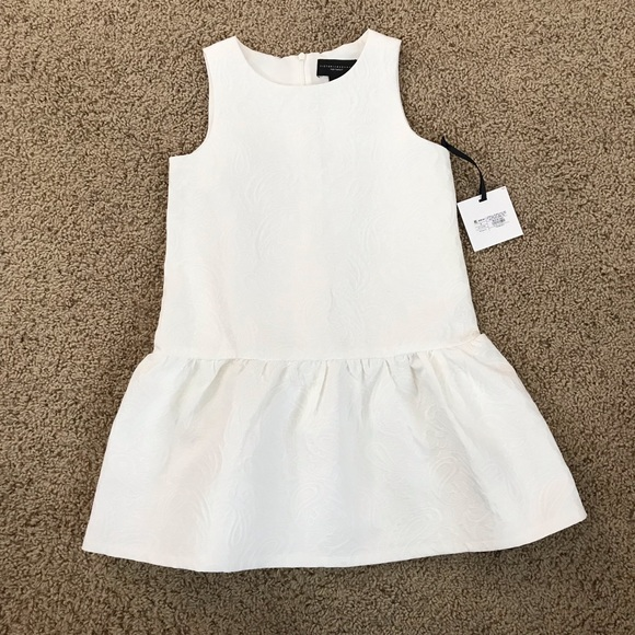 6612f865c Victoria Beckham for Target Dresses | Girls White Dress | Poshmark